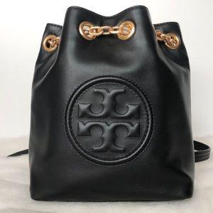 Tory Burch Logo Backpack